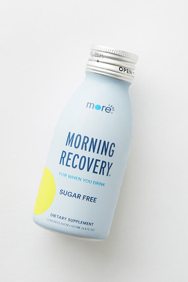 More Labs Morning Recovery Sugar-Free Supplement By More Labs in White