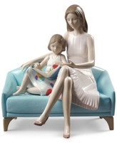 Lladro Our Reading Moment Figurine