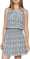 Joie Silk Smocked Dress