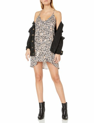 MinkPink Women's Cheeta Fever Slip