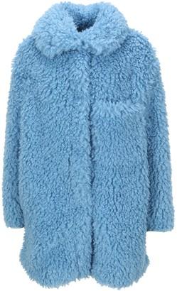 Stella McCartney Fur Free Fur Josephinr Coat