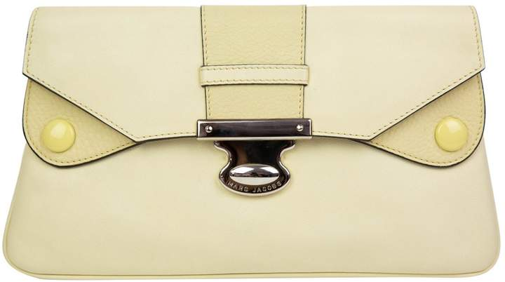 Marc Jacobs Leather clutch bag
