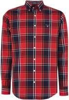 Gant Men's Large Plaid Shirt