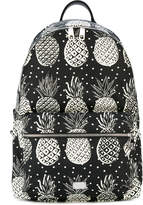 Dolce & Gabbana Volcano pineapple print backpack