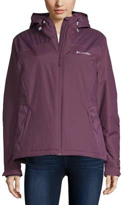 Columbia Tipton Peak Waterproof Heavyweight Ski Jacket