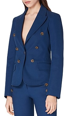 Derek Lam 10 Crosby Eliza Double Breasted Blazer