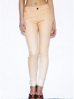 Skinny Jeans With Ombre Wash