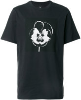 Oamc flower print T-shirt - men - Cotton - S