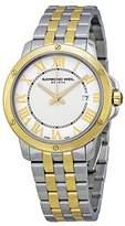 Raymond Weil Men's 5591-STP-00308 Tango Analog Display Swiss Quartz Two Tone Watch