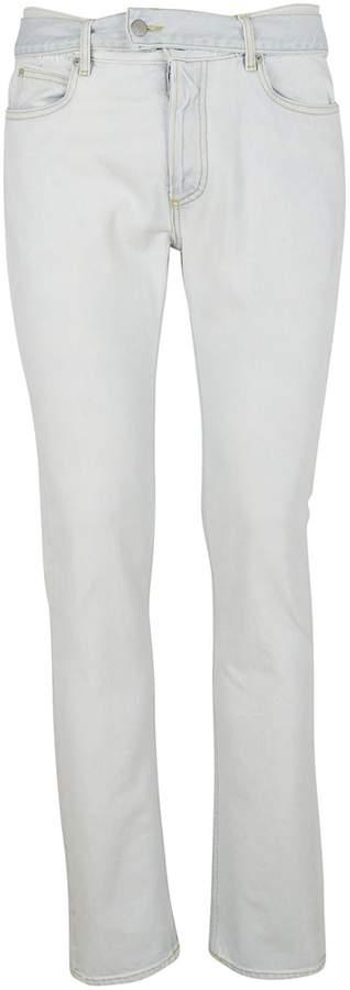 Maison Margiela Slim Flared Jeans