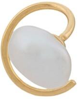 Maria Black Baroque Twirl earring