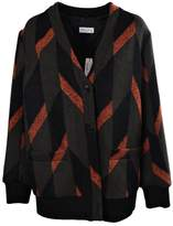 Dries Van Noten Oversized Cardigan Jacket
