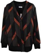 Dries Van Noten Oversized Cardigan Jacket