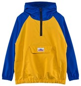 Penfield Royal Blue and Yellow Pac-A-Mac