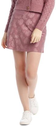 Miss Shop Mini Slip Skirt