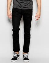 Jack and Jones Slim Fit Jeans In Black