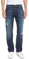 Fidelity Men's Jimmy Ripped Slim Straight Leg Jeans