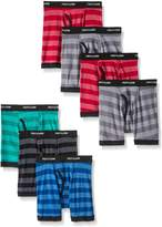 Fruit of the Loom Big Boys' Stripe Boxer Brief