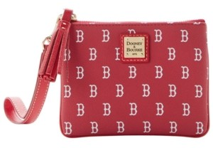 Dooney & Bourke Boston Red Sox Stadium Wristlet
