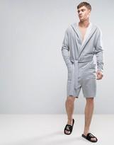 Asos Oversized Short Robe Onesie