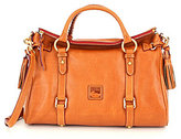 Dooney & Bourke Florentine Tasseled Satchel