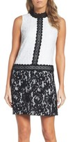 Maggy London Women's Lace Shift Dress