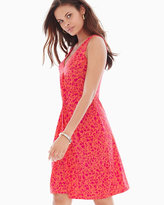 Soma Intimates Sleeveless Charlotte Dress Pocket Full of Posies
