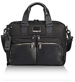 Tumi Men's Alpha Bravo Albany Slim Commuter Brief
