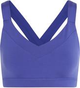 Yummie by Heather Thomson Edie stretch-jersey sports bra