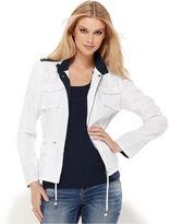 INC International Concepts Jacket, Linen Anorak