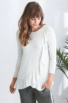 aerie Ruffled Legging Tee