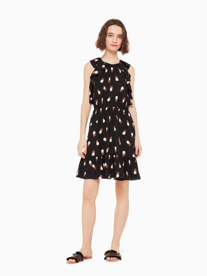 Kate Spade pineapple dress