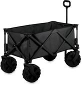 Picnic Time All Terrain Adventure Wagon in Grey