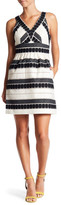Plenty by Tracy Reese Loretta V-Neck Jacquard Dress