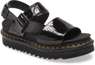 Dr. Martens Voss Slingback Platform Sandal