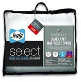 Sealy Select Balance Dual Layer Mattress Topper - Single