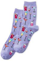 Hot Sox Bottoms Up Socks