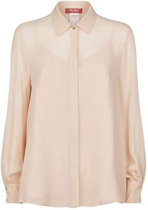 Max Mara Silk Shirt