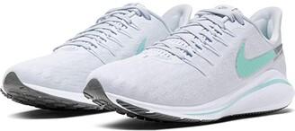 Nike Vomero 14 (Football Grey/Aurora Green/White) Women's Shoes