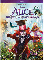 Disney Alice Through the Looking Glass DVD