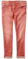 Ralph Lauren Girls 2-6x Toddler's, Little Girl's & Girl's Stretch-Cotton Skinny Jeans