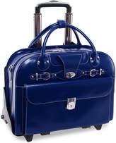 McKlein Roseville Detachable Wheeled Briefcase