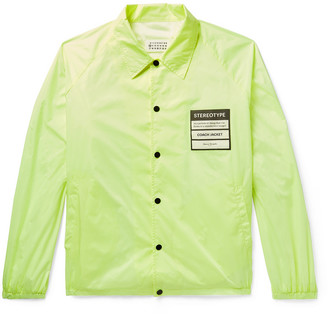Maison Margiela Appliqued Shell Jacket