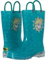 Western Chief Frozen Icy Elsa Lighted Girls Shoes