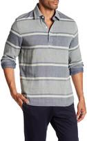 Jack Spade Double Face Chambray Popover Shirt