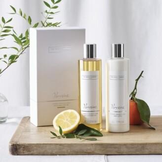 The White Company Verveine Bath & Body Gift Set, No Colour, One Size