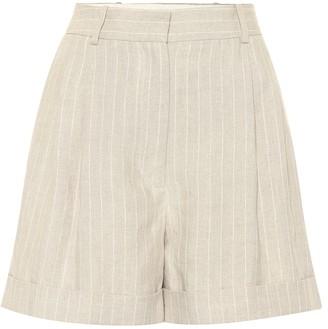 Racil Max linen shorts