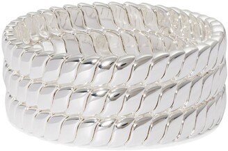 Roxanne Assoulin set of three Smooth Moves bracelets