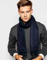 Ted Baker Reversible Scarf - Blue