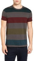 French Connection Shatter Stripe T-Shirt